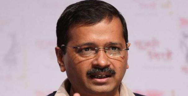 The country is fed up with governence of Modi and Amit: Arvind Kejariwal