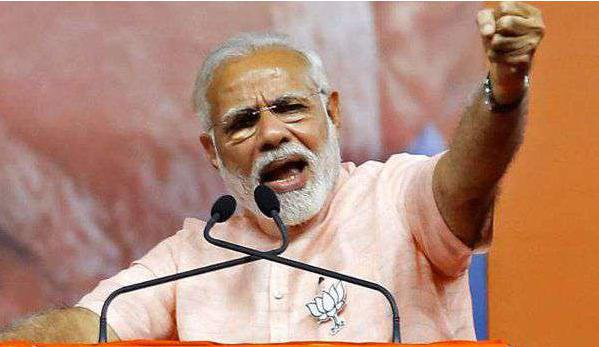 PM says Partition is not correct in the country Under the name of caste