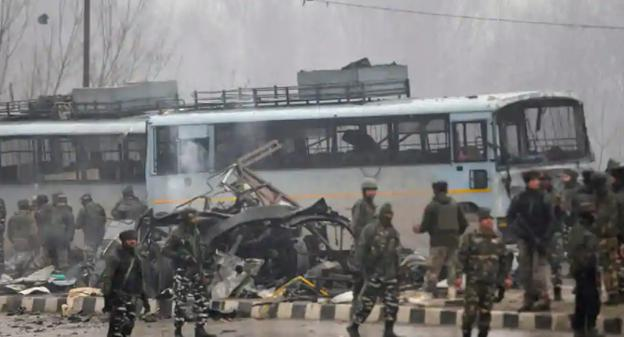 J & K: 18 Solider martyrs in IED Blast