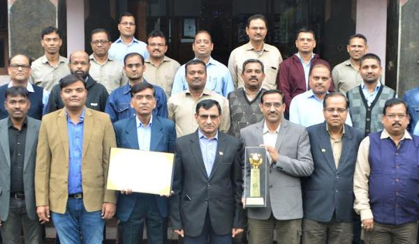 Nalwa Steel And Power Limited, National Energy Conservation Award,