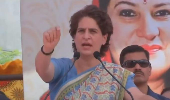 Modi government, Fail on every front, Priyanka Gandhi,