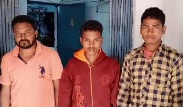 Chhattisgarh, Human trafficking racket, Busted, 70 children rescued,