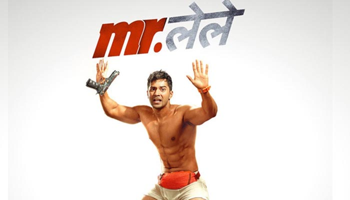 Varun Dhawan, Next Film, Mr. Lele, First Look Poster,