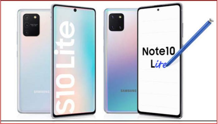 Samsung Galaxy Note 10, Launch the light variant,