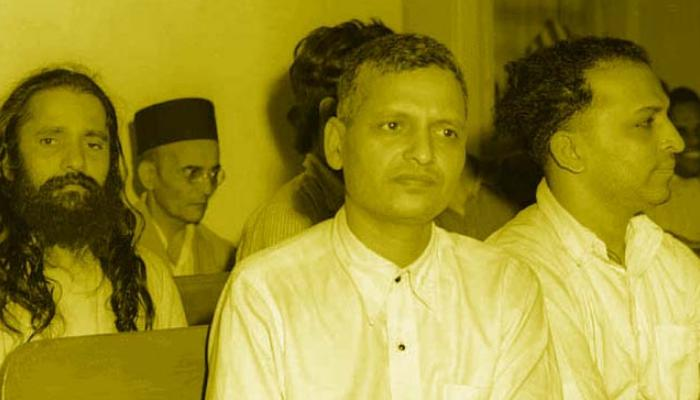 Booklet, 'Veer Savarkar How Veer', Disputes, Savarkar and Nathuram Godse, Homosexual relationship,