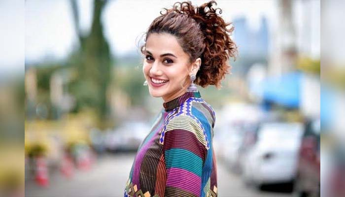 Actress Taapsee Pannu, Indian Superheroes, Wants to be,