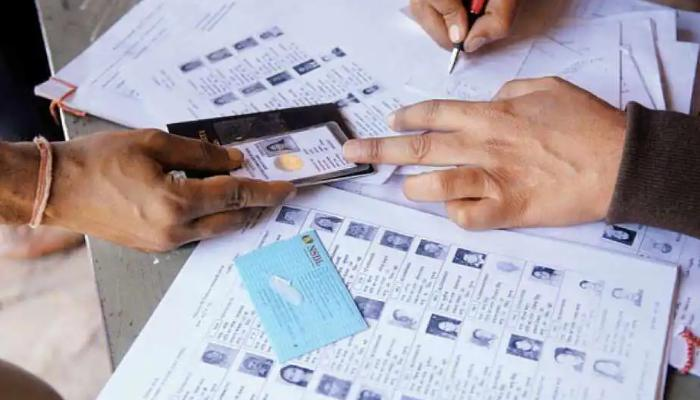 Voters, Election Commission of India, Voter list overview,