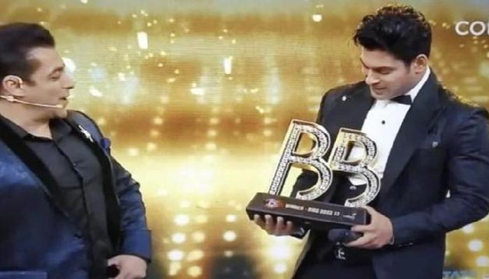 Actor, Siddharth Shukla, Big Boss season 13, Winner,