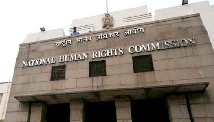 National Human Rights Commission, Camp seating on 13 February, Public Hearing,