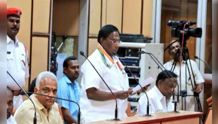 CAA, NRC, NPR, Against, Puducherry Assembly, pass motion,