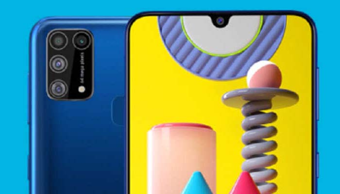 On 25 February, Samsung, New smartphone, Galaxy m31, Launch in india,