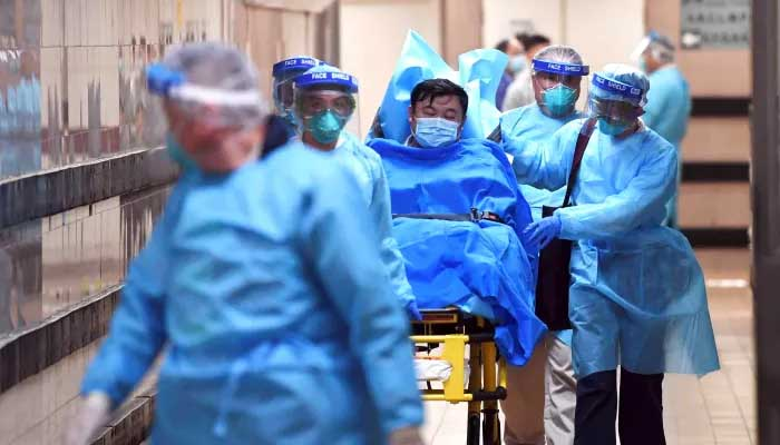 Corona virus in China, till now, 1523 people died,