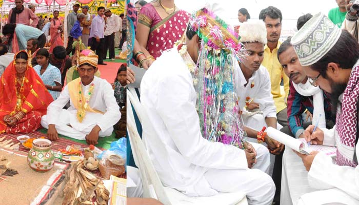 Female wedding planning, Science College Grounds of Raipur, Grand wedding ceremony,