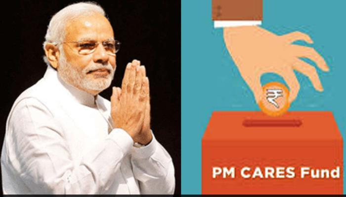 PM CARES Fund, Getting in the name, Fraud,
