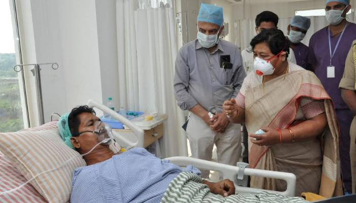 Sukma Naxalite encounter, Met injured soldiers, Governor,