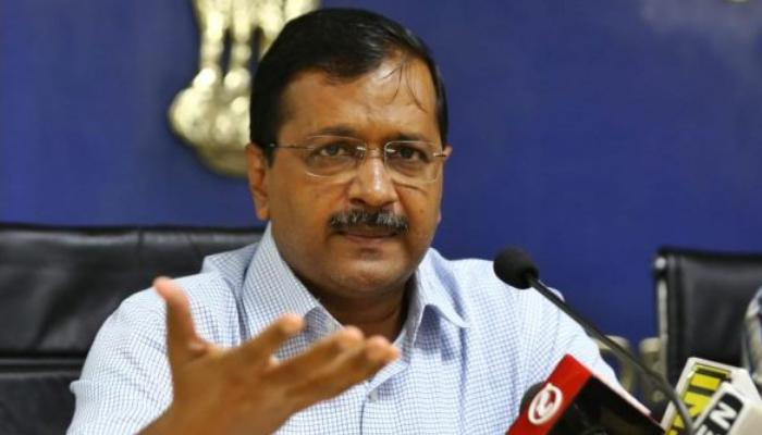Delhi's chief minister, Arvind kejriwal, Will not let the other fearless,