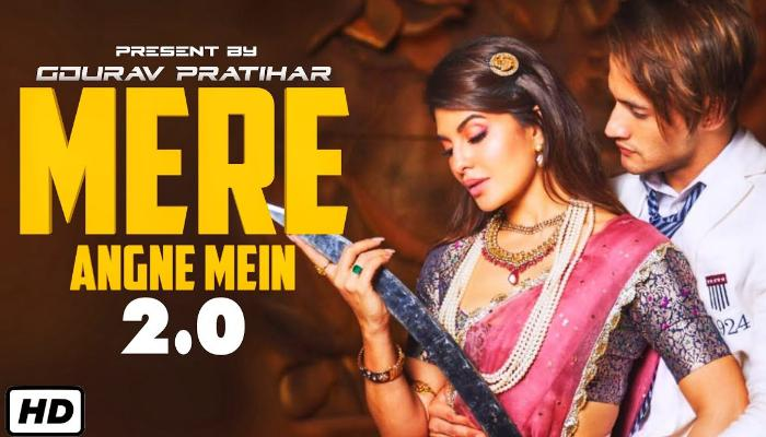 Holi special, Video song, 'Mere Angne Me' release,