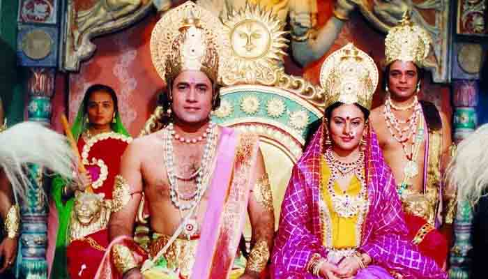 Ramayan, Superhit religious serial, Doordarshan,