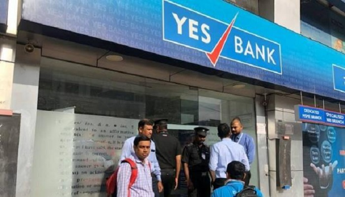 Yes Bank, founded by, Rana Kapoor, Ed, Being questioned,