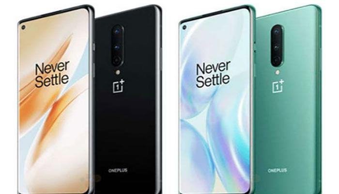OnePlus 8 starting price in India,