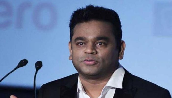 Musician, AR Rahman, New song Muskali, From recycled version, Not happy,