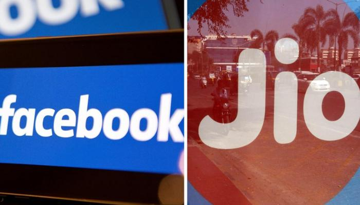 Facebook and Reliance Jio, 43,574 crore deal,