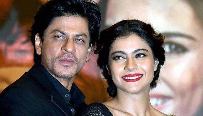 Shahrukh and Kajol, 21 year old photo, Getting viral,