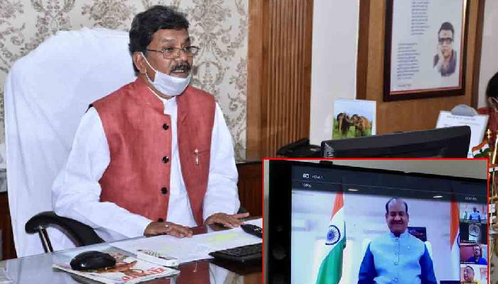Dr. Charandas Mahant, From Speaker of Lok Sabha, For students trapped in Kota, Help,