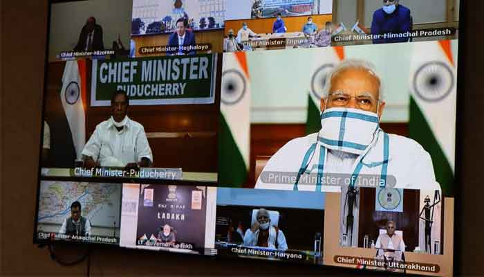 PM's video conferencing, Lockdown, Chief Ministers, Advice,