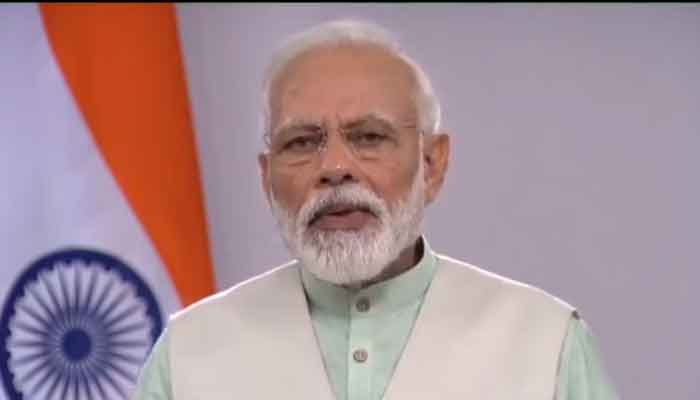 Prime Minister Narendra Modi, Country name message issued,