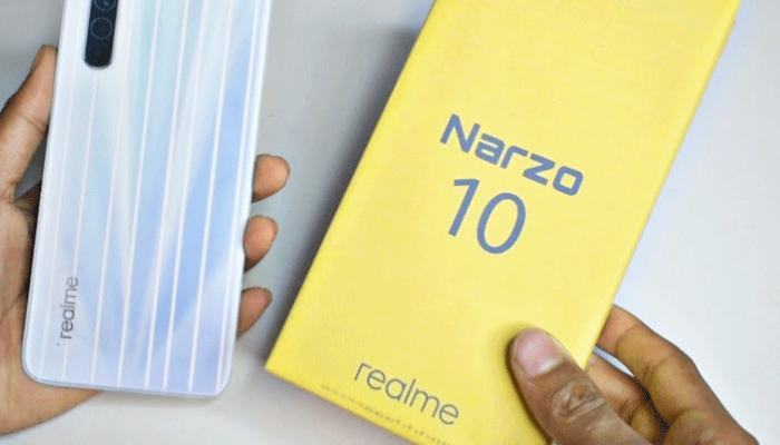 Realme, NARZO 10, Today will be launched in India,