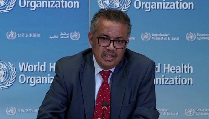 WHO Head, Tedros Gebreyes, Corona, Told not to politicize,