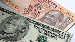 Rupee rises six paise to 74.78 against US dollar| business News in Hindi