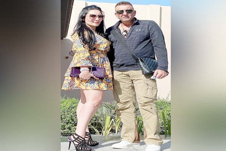 Sanjay Dutt in Dubai, new pictures will blow the senses| entertainment News in Hindi