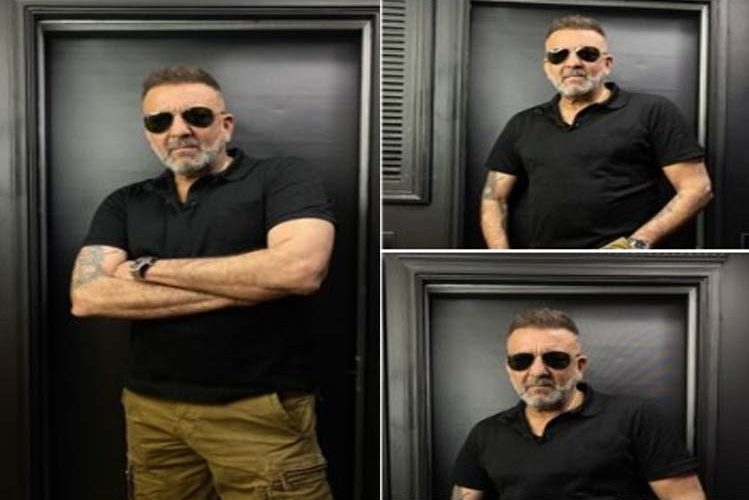 Sanjay Dutt will resume shooting, see his confidence in new pictures| entertainment News in Hindi
