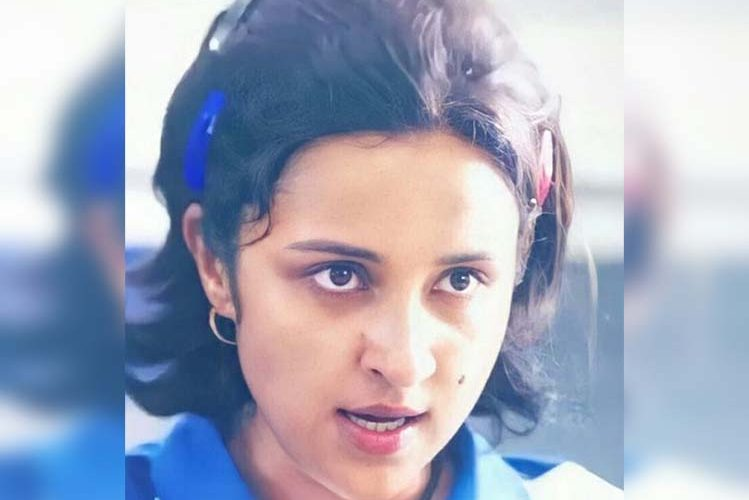 Parineeti finds it difficult to identify first look of Saina's biopic| entertainment News in Hindi