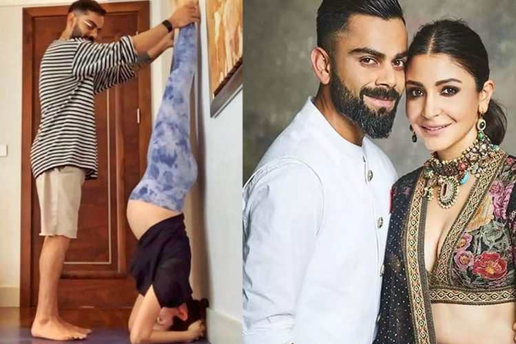 Anushka is doing this during pregnancy  entertainment News in Hindi