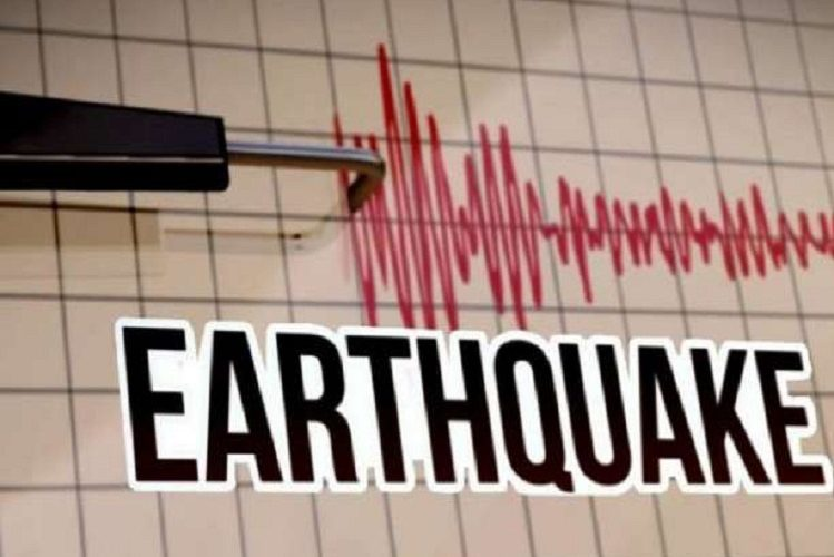 National capital Delhi shaken again by earthquake| national News in Hindi