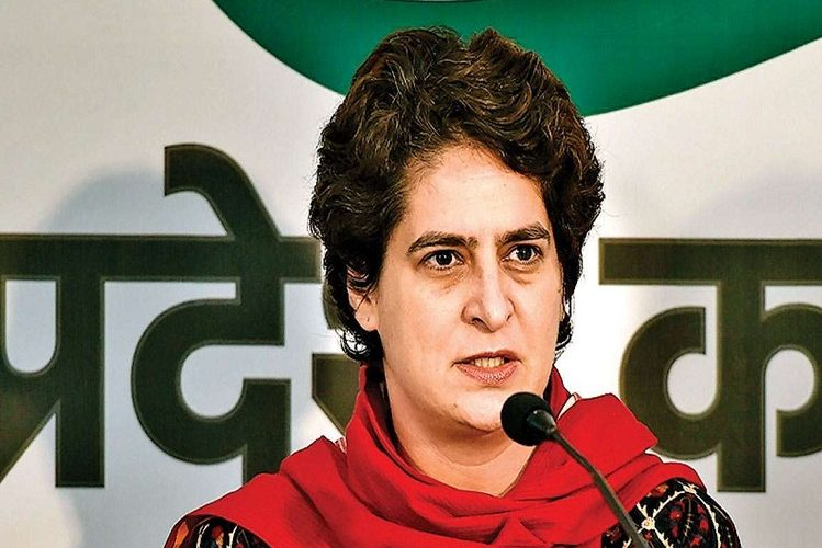 Priyanka Gandhi targeted the central government| national News in Hindi