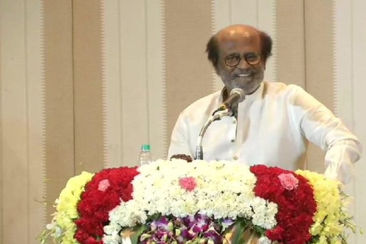 Tamilnadu: My own decision to not enter politics, opposition of you people gives me immense pain, says rajnikant in chennai| national News in Hindi