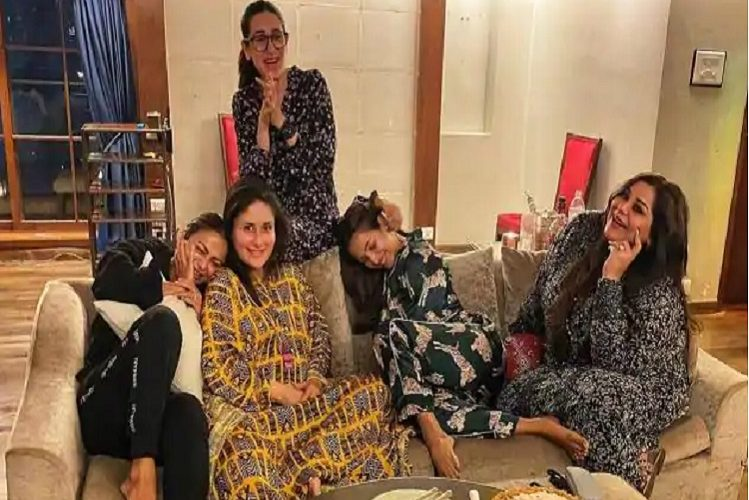 Bollywood: Taimur to get 'Saathi' soon, Kareena shared the post on Insta, happiness can be found in new house| entertainment News in Hindi