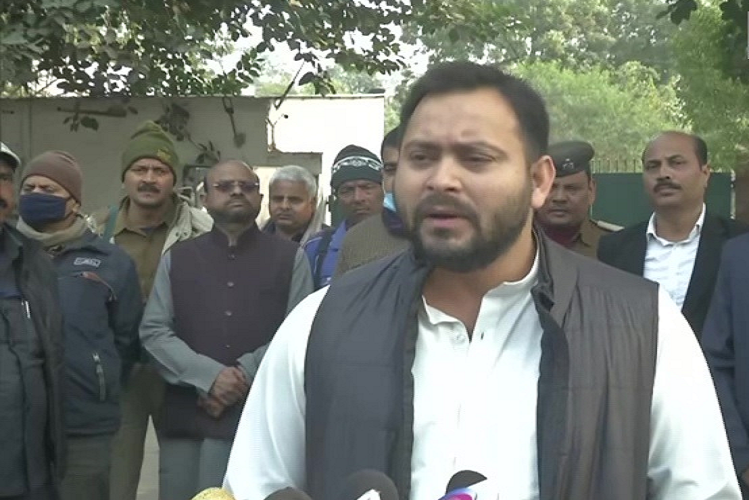 Patna: Tejashwi's attack on rising crime in Bihar gives a befitting attack, says – if you do not care, leave CM post| national News in Hindi