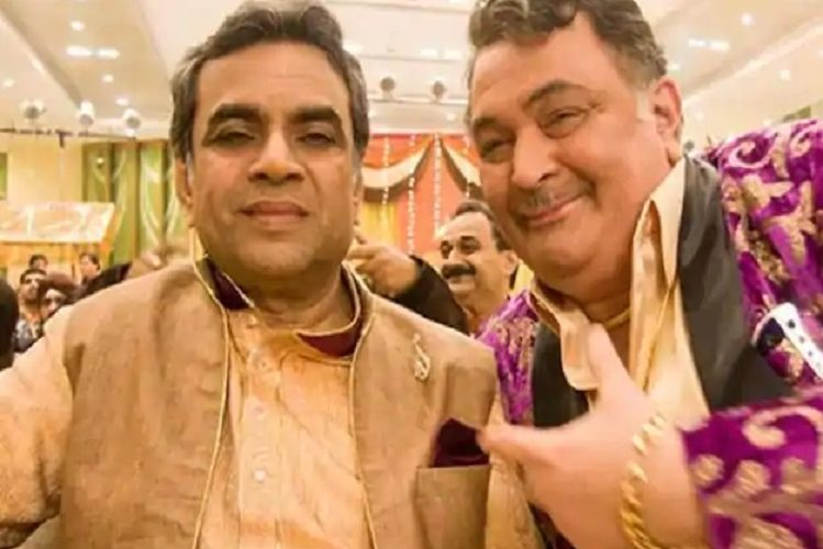 This actor will complete the remaining parts of Rishi Kapoor in Sharma ji Namkeen| entertainment News in Hindi