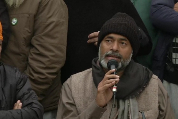 Delhi: Whether a tractor or a vehicle, every vehicle will have a national flag, why did Yogendra Yadav say this on the issue related to farmers? says yogendra yadav on farmers protest| national News in Hindi
