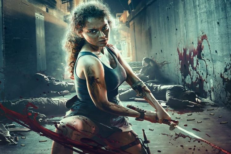Kangana Ranaut's film Dhaakad will be released on this day| entertainment News in Hindi