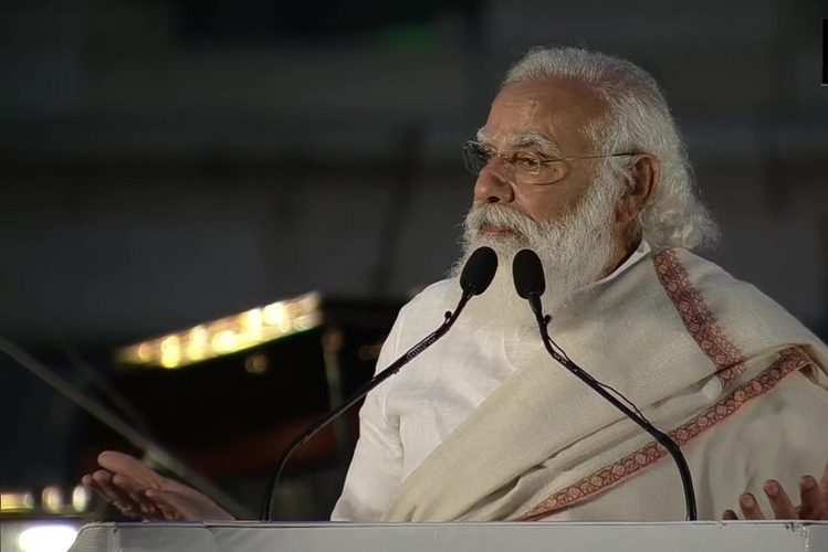 Pm Modi In Kolkata: Netaji reached Andaman with troops and hoisted the tricolor … He was the first head of the first government of 'Akhand Bharat', what else did PM Modi say about Netaji| national News in Hindi