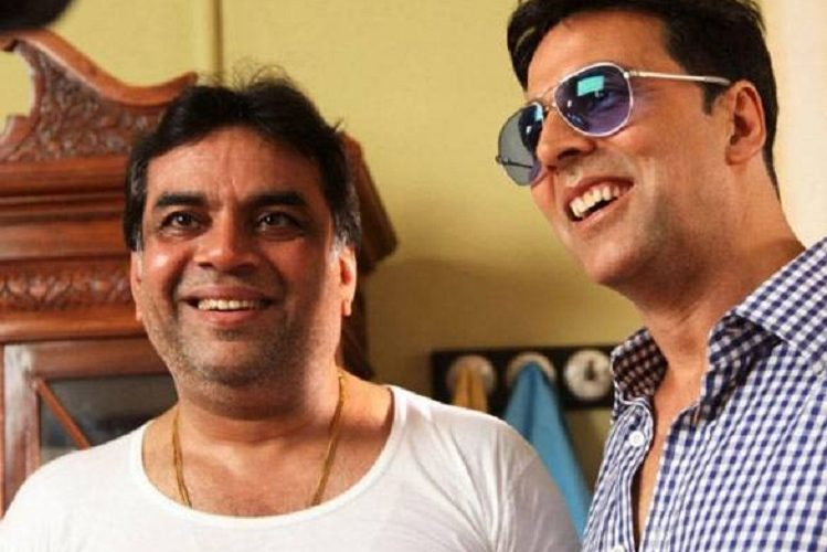 Akshay-Paresh pair will be seen once again!| entertainment News in Hindi