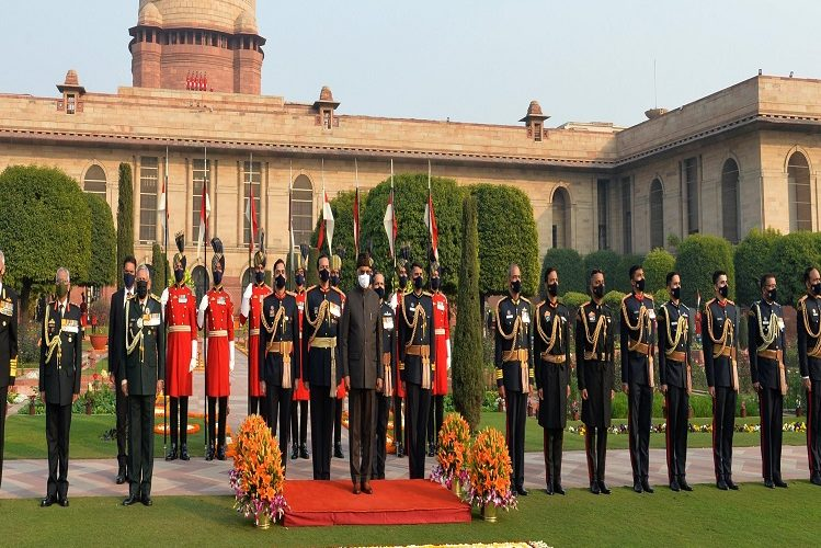 72nd Republic Day: These VIPs including Ramnath Kovind, PM Modi are hosting 'At Home' party in Rashtrapati Bhavan| national News in Hindi