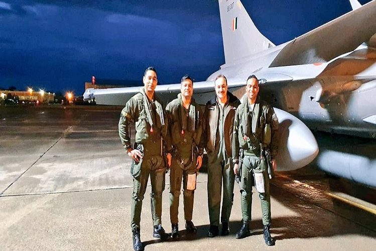 Indian Air Force: India's air power defense will be stronger, three more Rafale aircraft from France to fly, mid air refueling in UAE| national News in Hindi