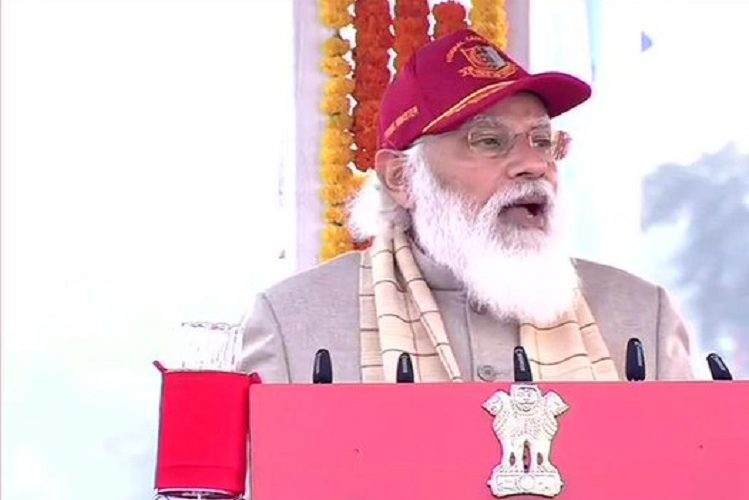 PM Modi said in NCC rally about China  national News in Hindi